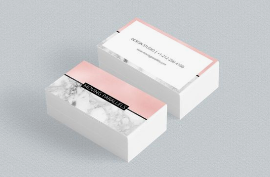 Elegant Name Card Design