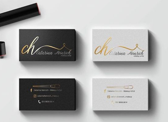 Simple and Classy Name Card Design
