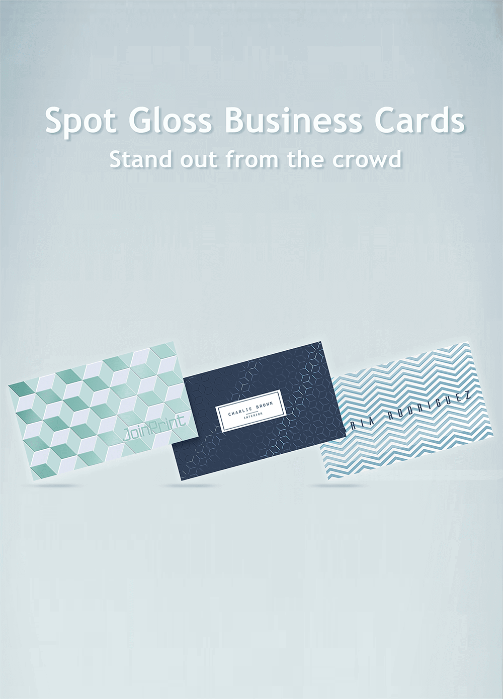 a5 perfect binding business card