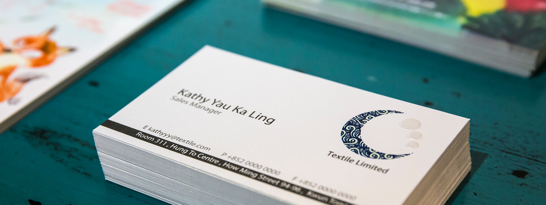 Luxury Pearl Business Cards4