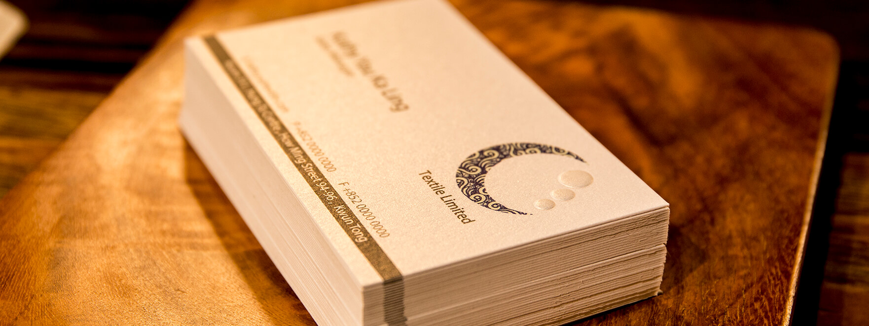 Luxury Pearl Business Cards5