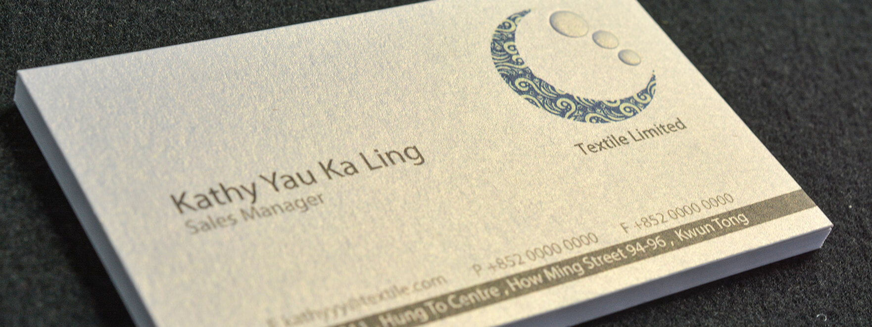 Luxury Pearl Business Cards12